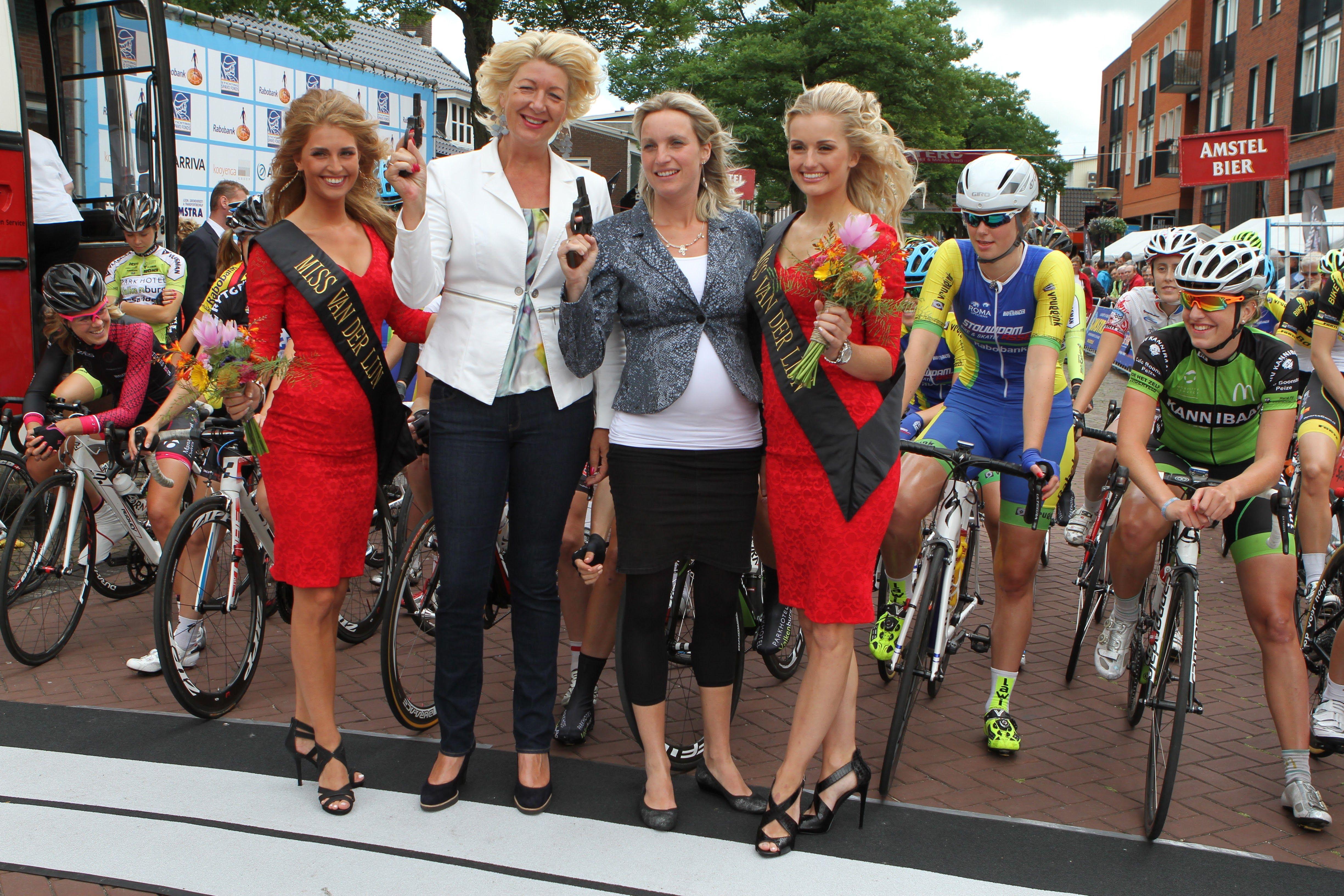 34e Profronde van Surhuisterveen 2015 Dames